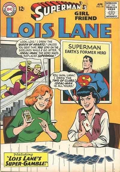 Superman's Girl Friend, Lois Lane Vol 1 56