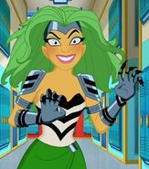 Mad Harriet DC Super Hero Girls 0001