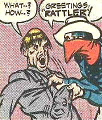 Rattler (Earth-Two)