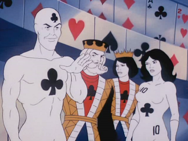 Royal Flush Gang (Super Friends)