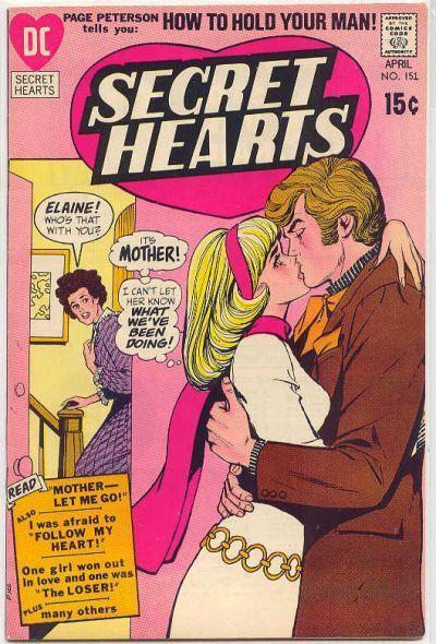 Secret Hearts Vol 1 151