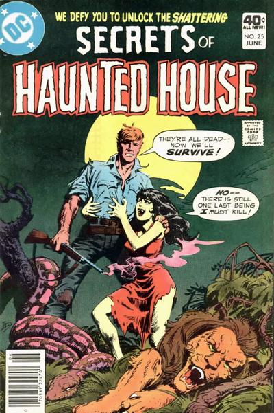 Secrets of Haunted House Vol 1 25