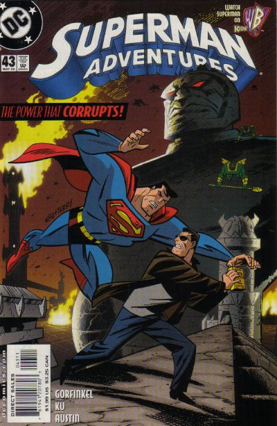 Superman Adventures Vol 1 43