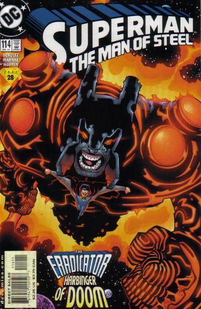 Superman: The Man of Steel Vol 1 114