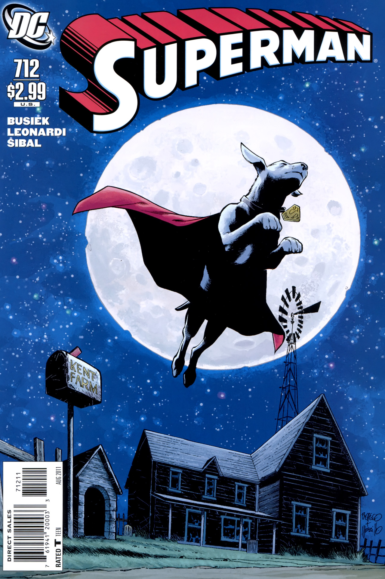Superman Vol 1 712