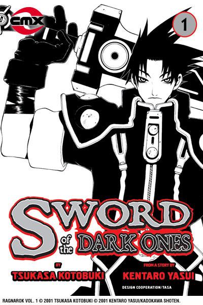 Sword of the Dark Ones Vol 1 1