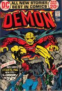 The Demon Vol 1 1