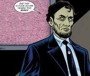 Abraham Lincoln iZombie 001