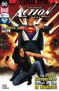 Action Comics Vol 1 1007
