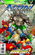 Action Comics Vol 1 901