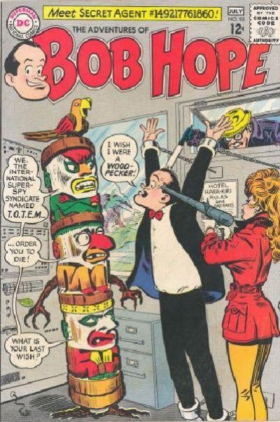 Adventures of Bob Hope Vol 1 93