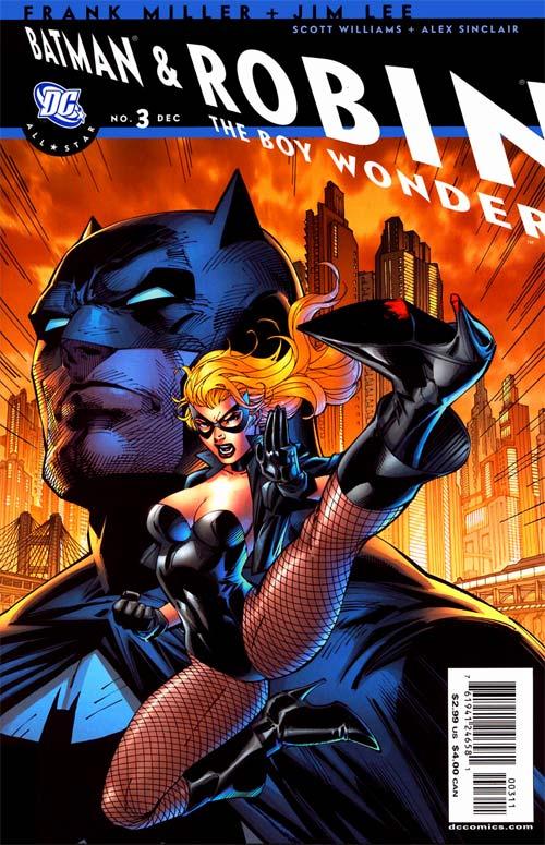 All Star Batman and Robin, the Boy Wonder Vol 1 3