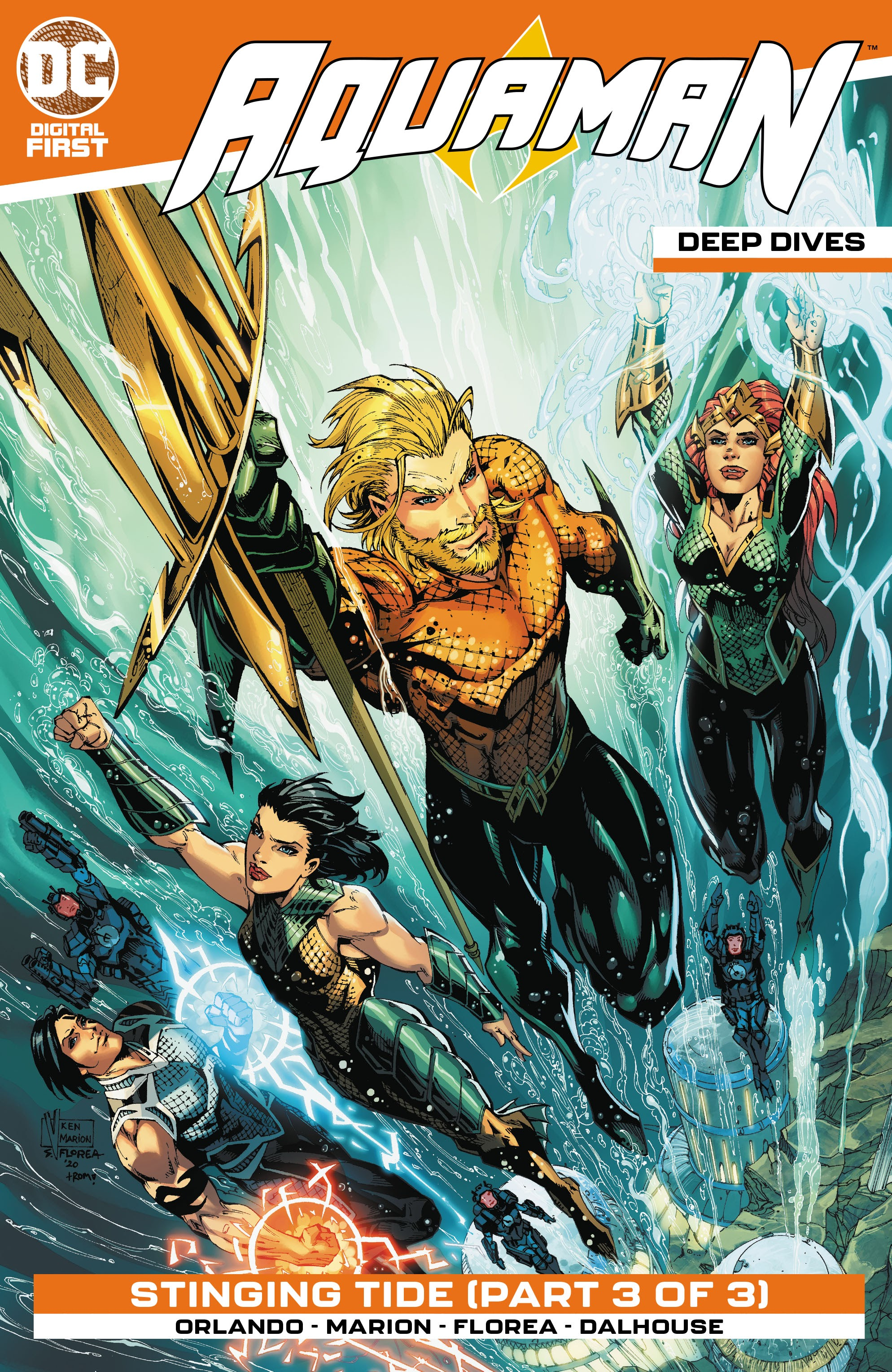 Aquaman: Deep Dives Vol 1 7 (Digital)