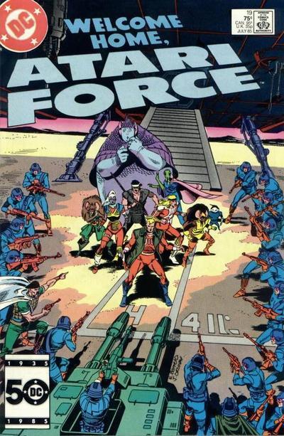 Atari Force Vol 2 19
