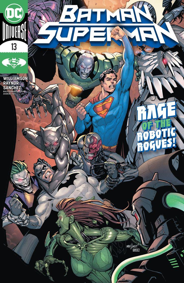 Batman/Superman Vol 2 13