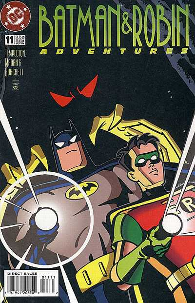 The Batman and Robin Adventures Vol 1 11