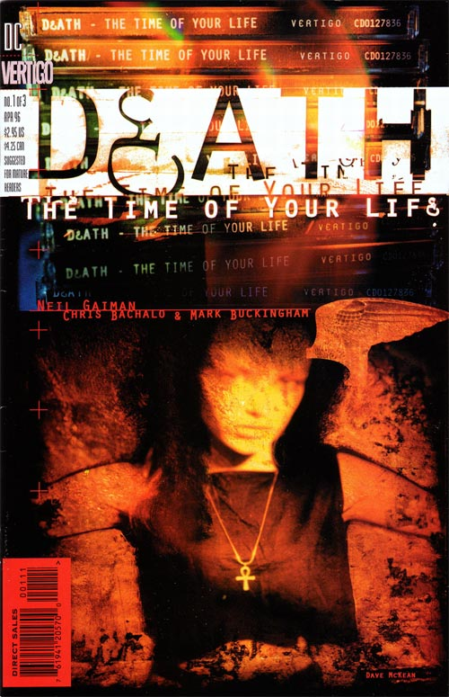 Death: The Time of Your Life Vol 1 1