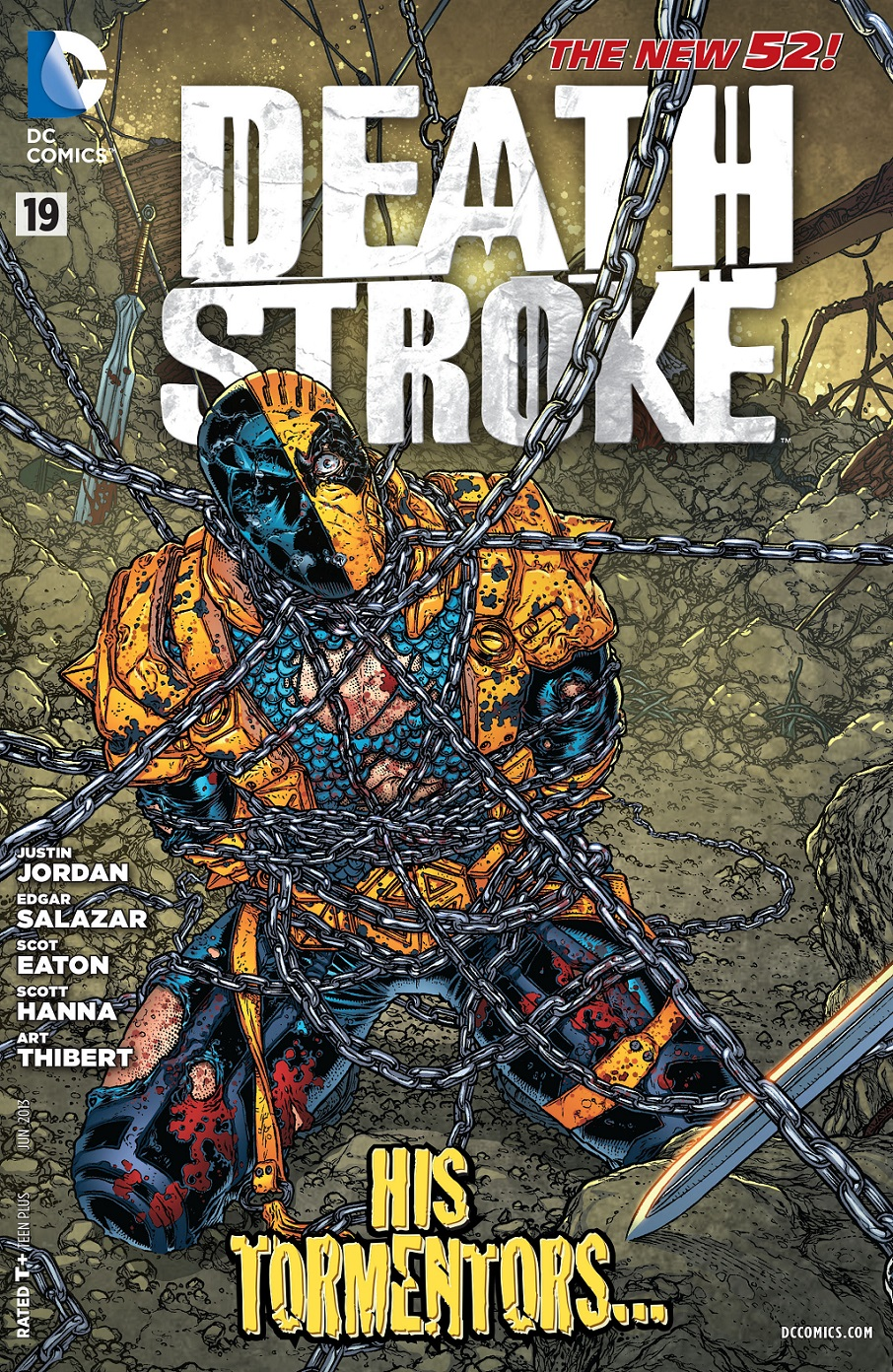 Deathstroke Vol 2 19