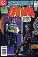 Detective Comics 520