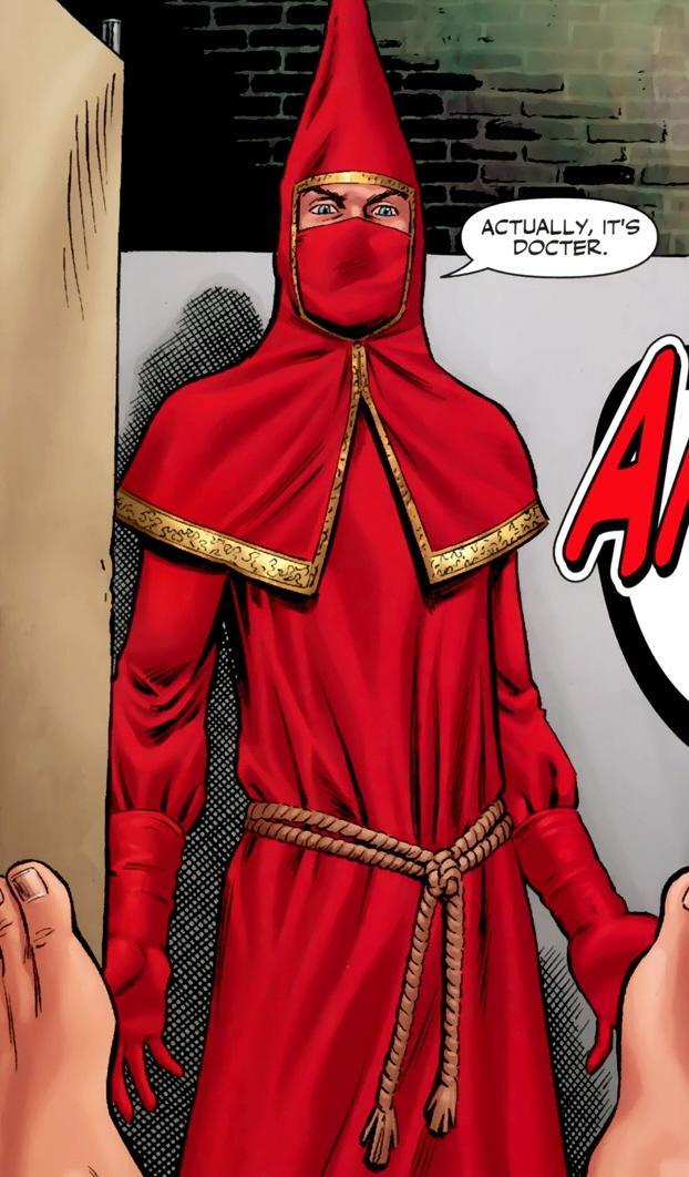 Doctor Caligan (New Earth)