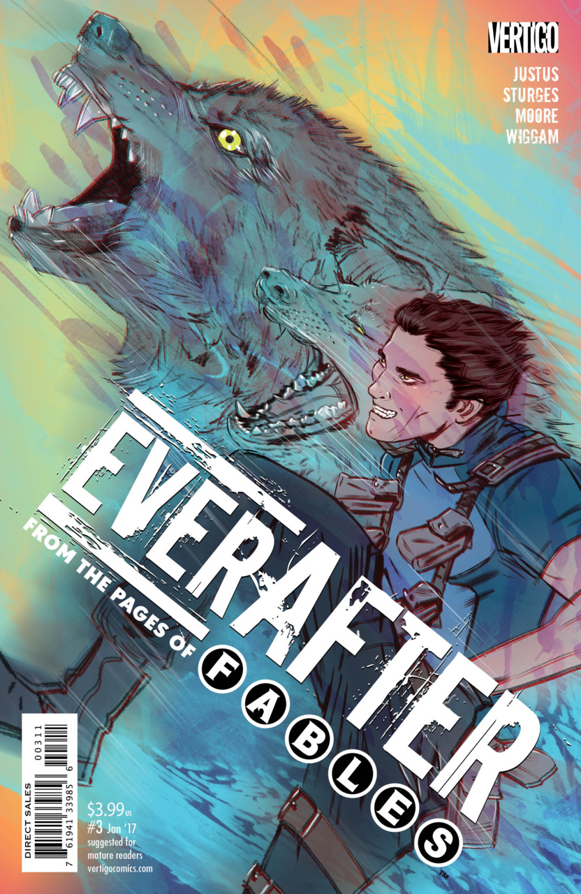 Everafter: From the Pages of Fables Vol 1 3