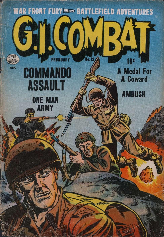 G.I. Combat Vol 1 13