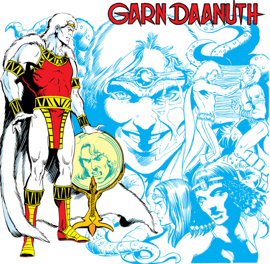Garn Daanuth (New Earth)
