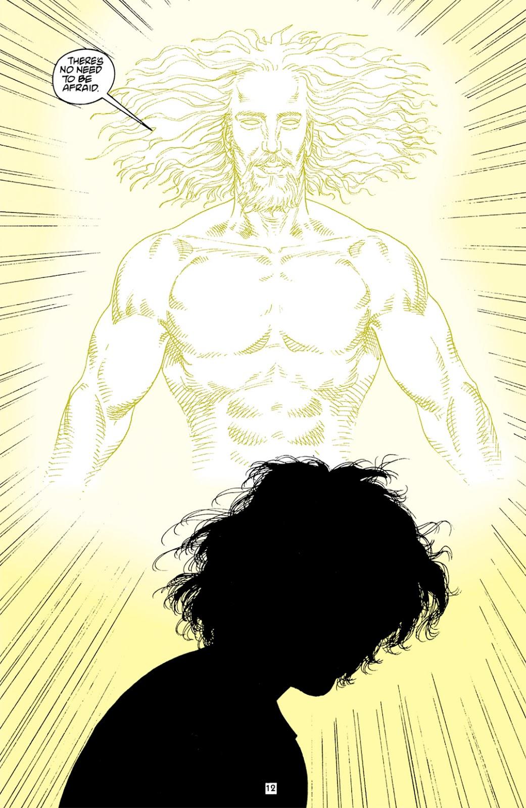 God (Preacher)