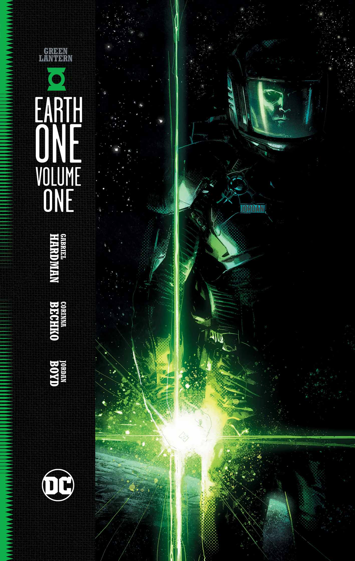 Green Lantern: Earth One Vol 1 1
