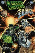 Green Lantern Silver Surfer 001