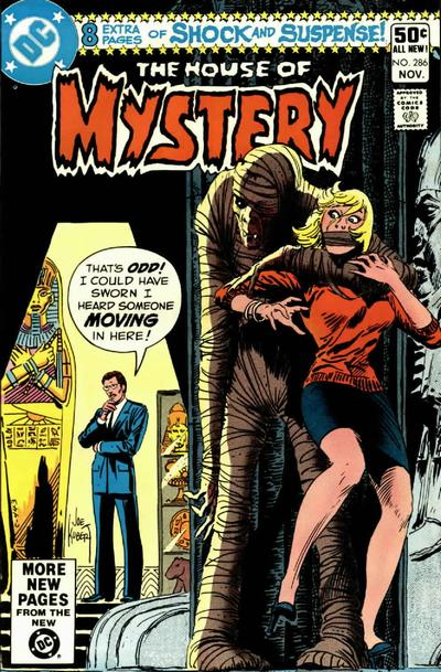House of Mystery Vol 1 286