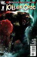 Joker's Asylum Killer Croc 1