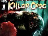 Joker's Asylum: Killer Croc Vol 1 1