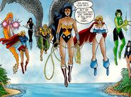 Justice League Created Equal 01
