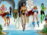 Justice League (Created Equal)
