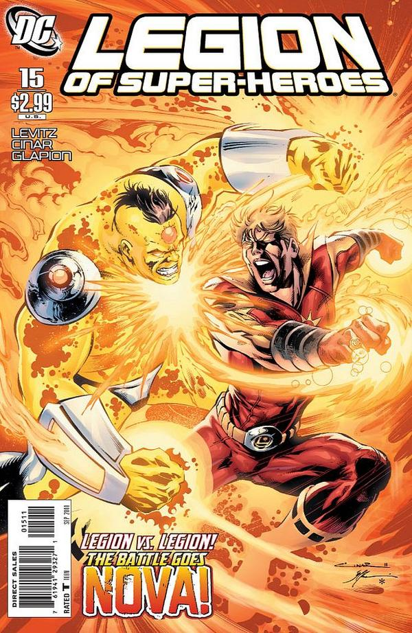 Legion of Super-Heroes Vol 6 15