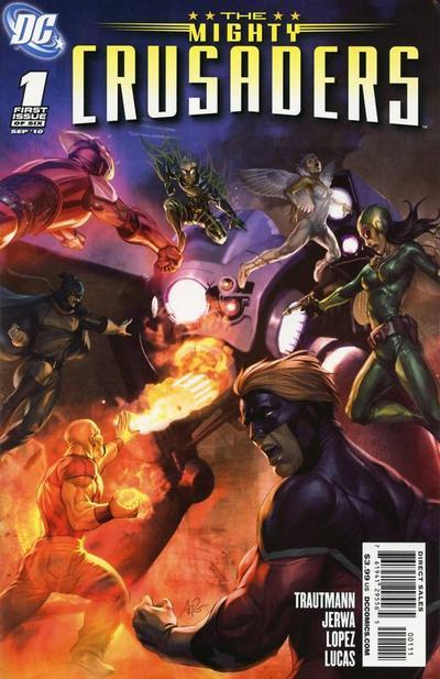 Mighty Crusaders Vol 1
