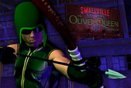 Oliver Queen Chronicles webseries logo