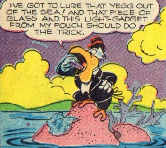 Pelican Pete (Earth-C)