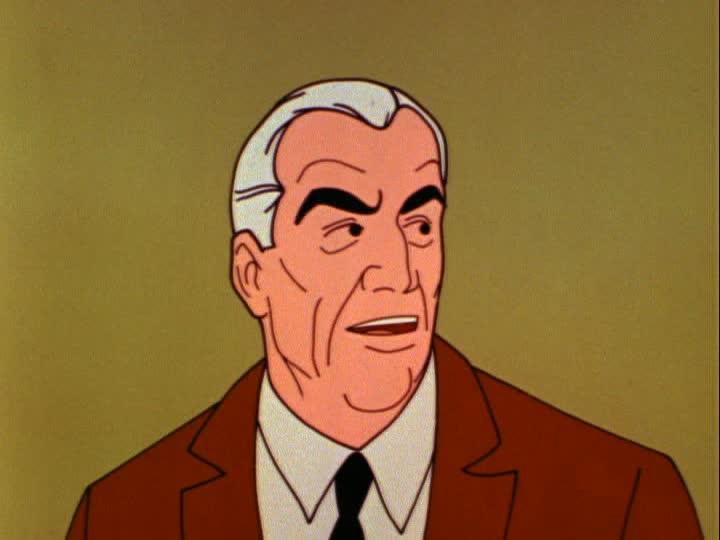 Perry White (Filmation Adventures)