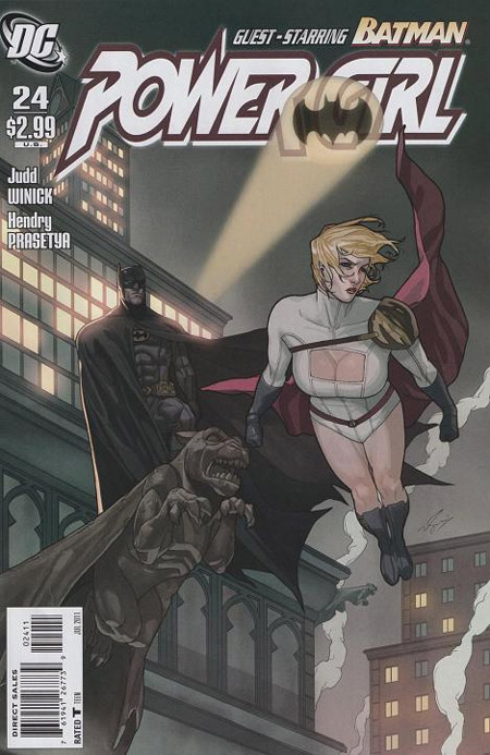 Power Girl Vol 2 24