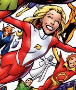 Saturn Girl Superboy's Legion 001