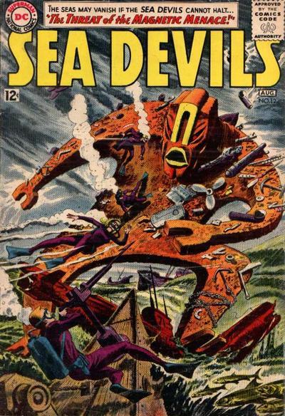 Sea Devils Vol 1 12