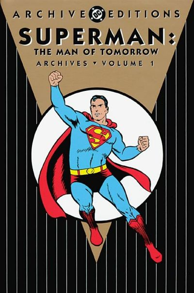 Superman: The Man of Tomorrow Archives Vol. 1 (Collected)