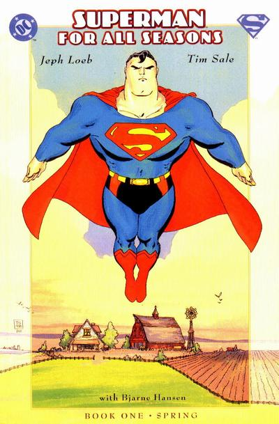 Superman for All Seasons Vol 1 1
