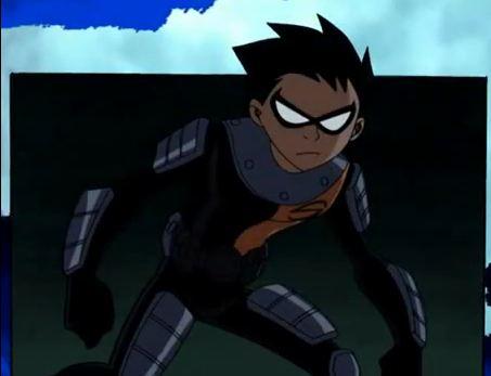 Teen Titans (TV Series) Episode: Apprentice, Part II