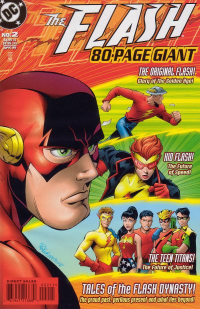 The Flash 80-Page Giant Vol 1 2