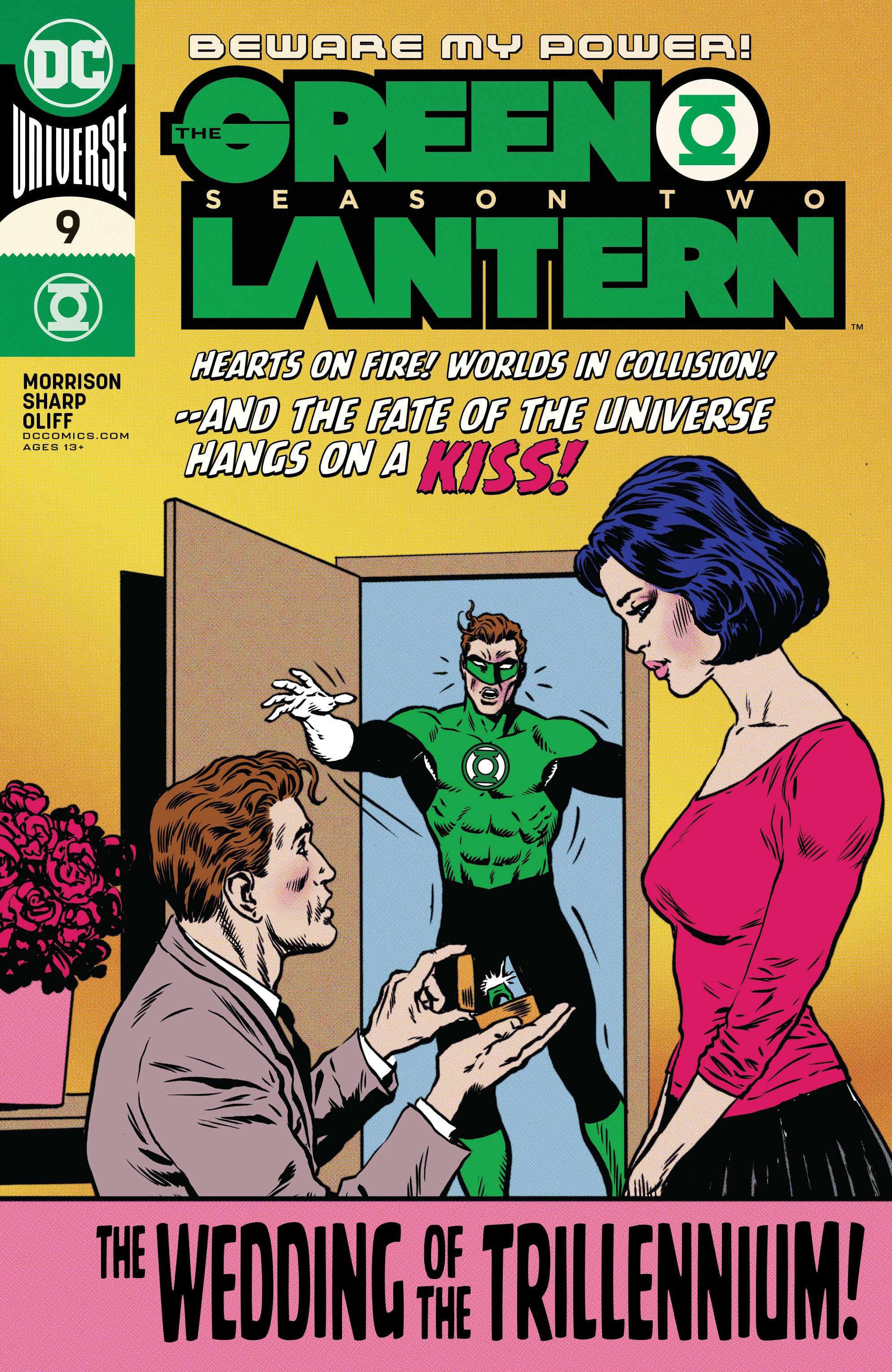 The Green Lantern: Season Two Vol 1 9
