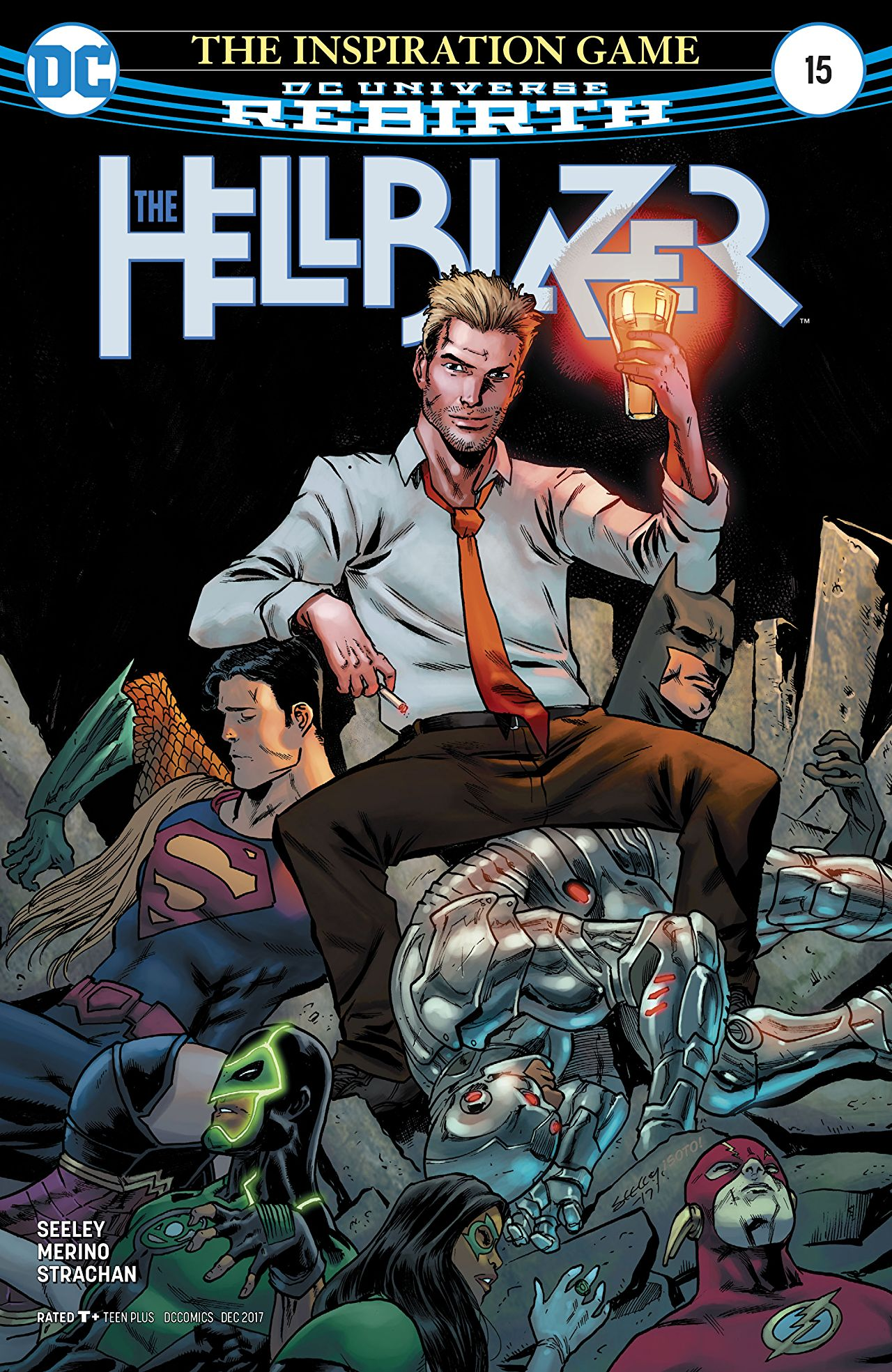 The Hellblazer Vol 1 15