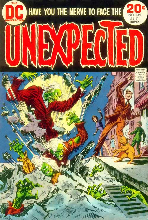 The Unexpected Vol 1 149